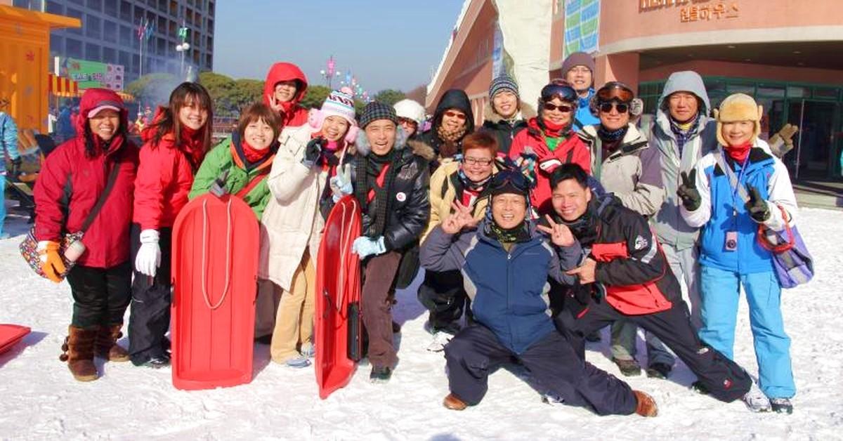 預約2021冬季韓國滑雪趣.南怡島.汗蒸幕五日(含導遊領隊小費)