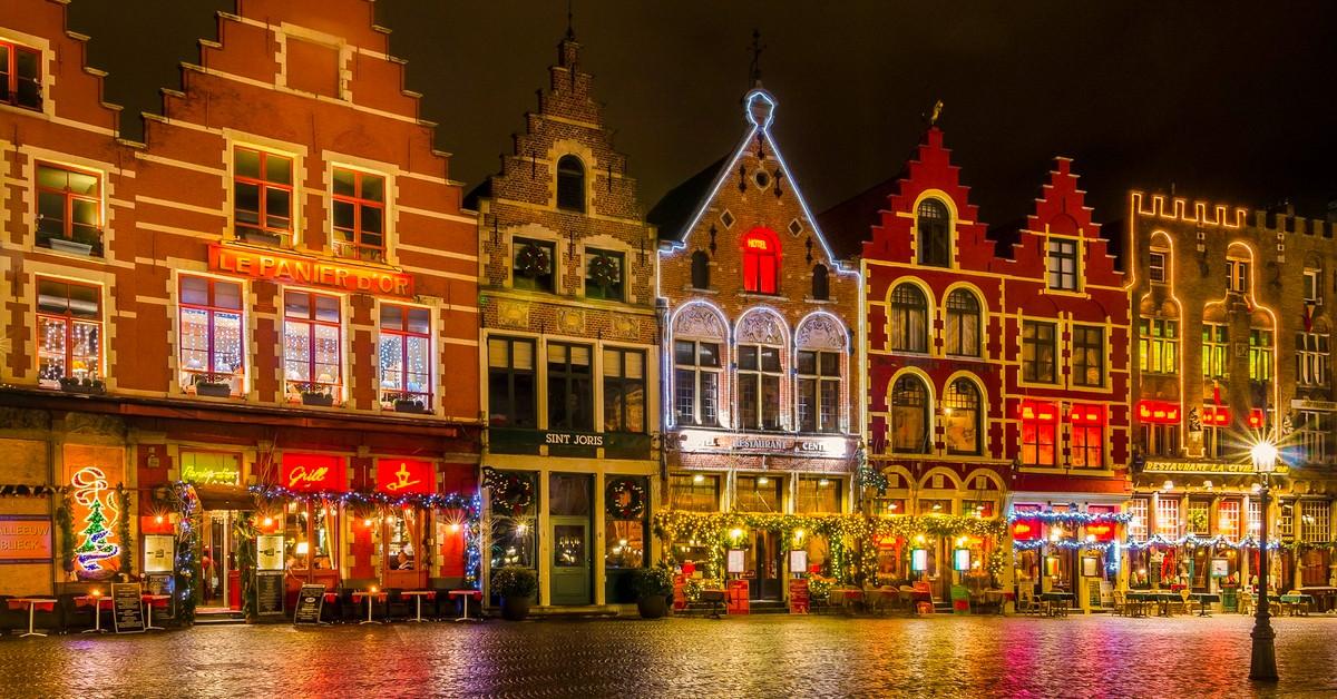 團費公佈【荷比法聖誕市集】巴黎雙宮、鹿特丹時尚市場、黃金布魯日、阿姆斯特丹九日