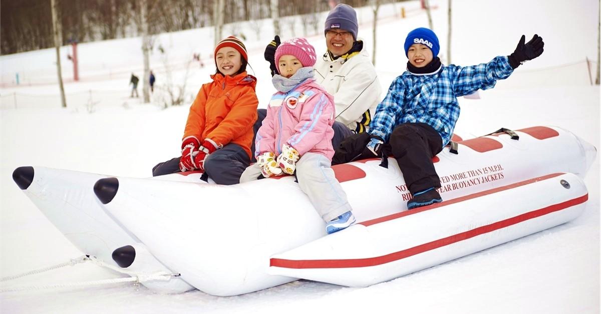 冬戀北海道~企鵝漫步、雪上活動、浪漫小樽 、百萬夜景溫泉五日