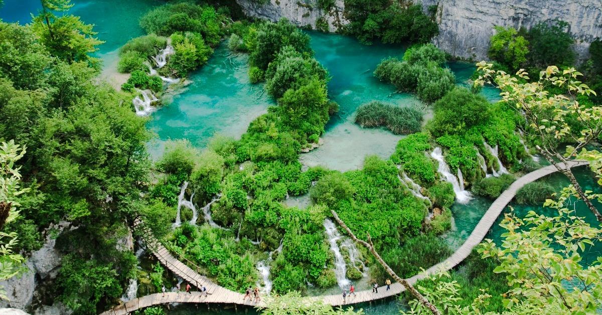 克羅埃西亞+斯洛維尼亞雙國~ 十六湖國家公園、雙纜車、世界自然文化雙遺產十日 (中段搭機杜布羅尼克/札格雷布)