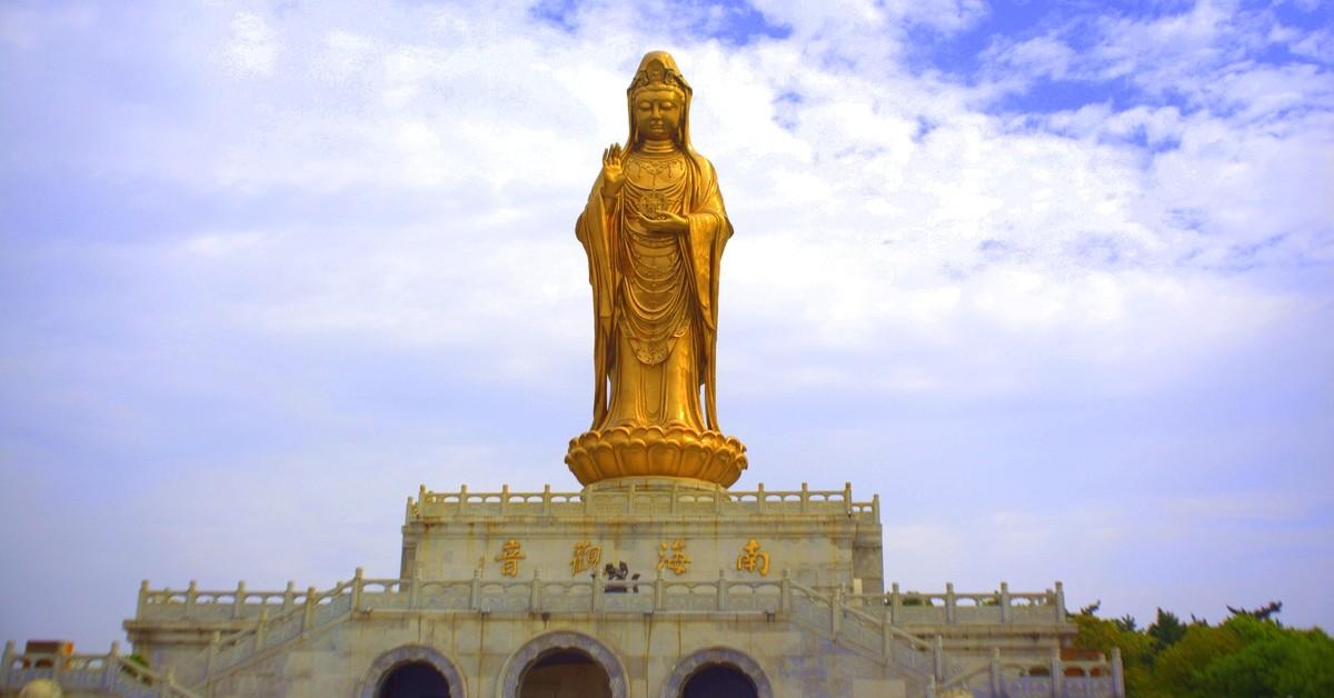 南海觀音~普陀山朝聖五日遊(直飛、無購物、含小費)