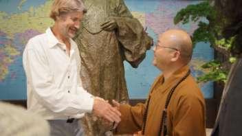 suiis專欄:佛光山參訪。徐仁修先生令堂仙辭。全球週一無肉團體串聯~suiis素易