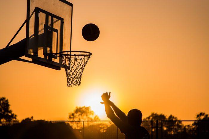 運動,籃球