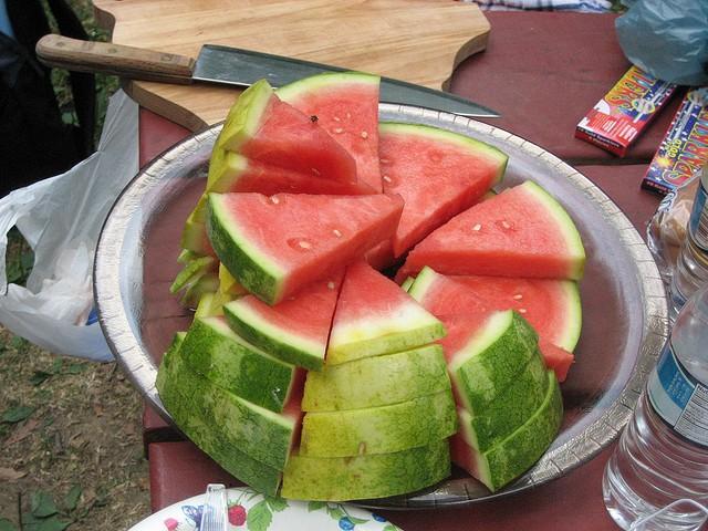 超有趣!七種切西瓜的方法:suiis素易