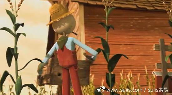 《The Scarecrow》了解你所吃的食物嗎?:suiis素易