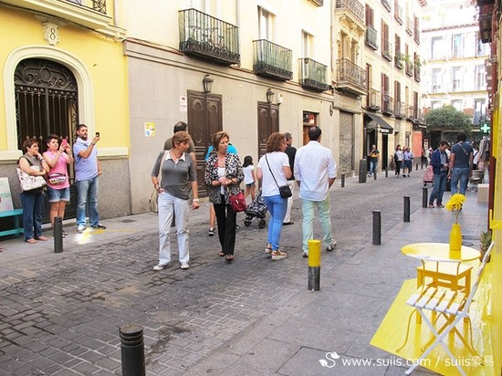 照亮馬德里巷弄的素食餐廳:suiis素易