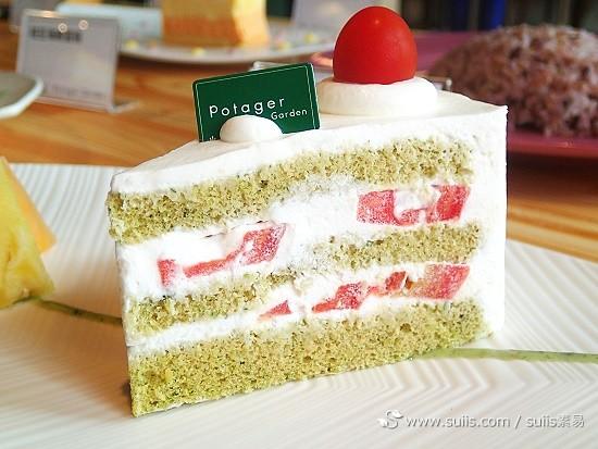 Potager Garden 菠啾花園~菠啾番茄蛋糕:suiis素易