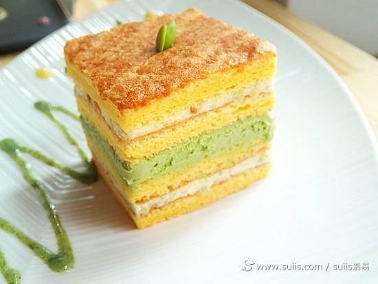 Potager Garden 菠啾花園~枝豆海綿蛋糕:suiis素易